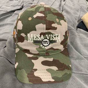 Mesa Vista Ranch hat